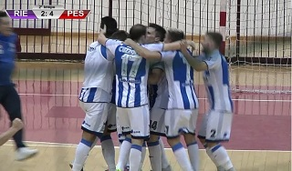Real Rieti - Pescara | Highlights, Supercoppa Italiana 2016